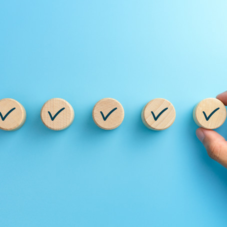 5 Reasons Why Using a Checklist Will Improve Your Distance Learning Experience