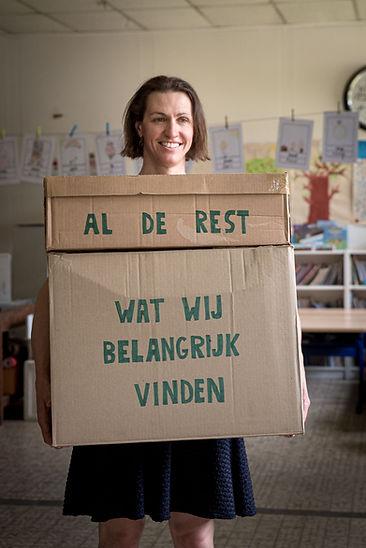 werkdruk onderwijs lerarentekort EDUmuze Steffie De Baerdemaeker