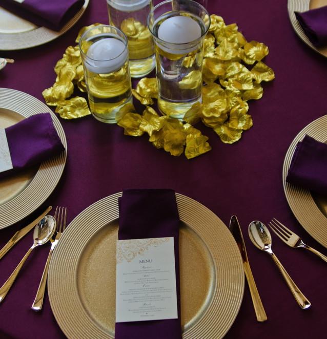 atlanta formal table setting event plann