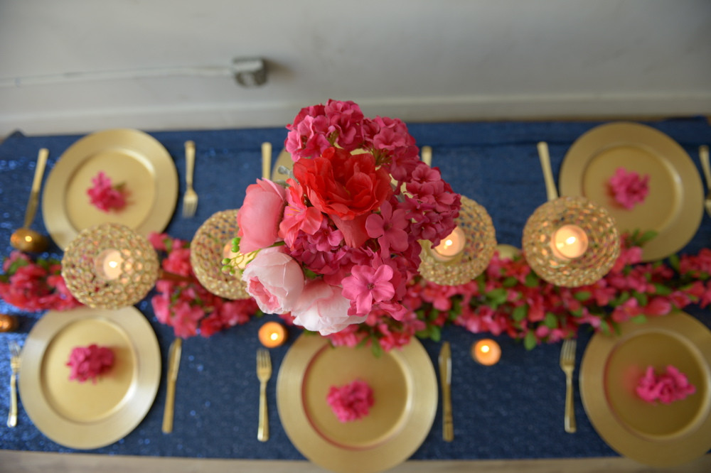 atlanta event planner table decoration d