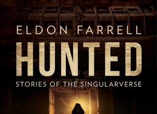 "#CoverReveal ""Hunted"" by Eldon Farrell"