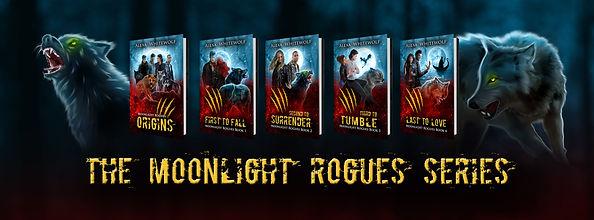 Moonlight Rogues - Werewolf Paranormal R