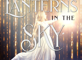 #CoverReveal Lanterns In The Sky by P.S. Malcolm
