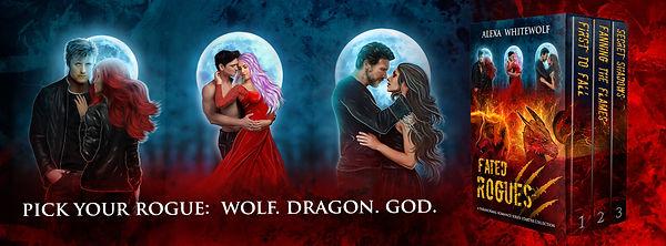 Rogues Paranormal Romance series Starter