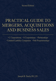 New Article & New M&A Book Edition