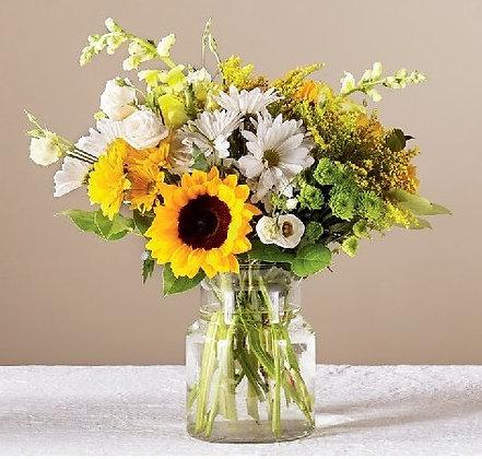 Hello Sunshine Bouquet Medium