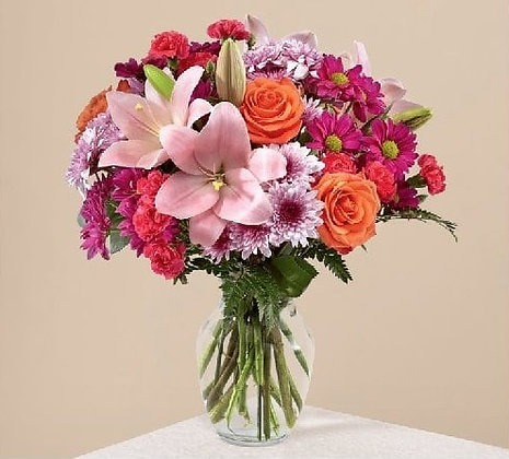 Light of My Life Bouquet Medium