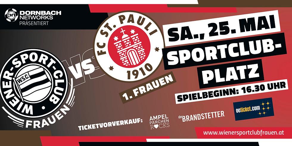 Wiener Sport-Club Frauen vs FC St. Pauli 1. Frauen