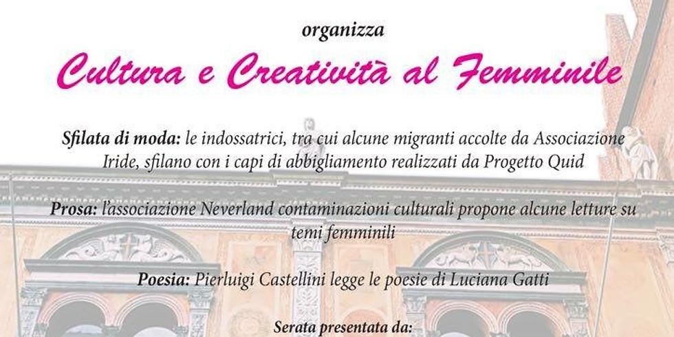 Cultura e creatività al femminile