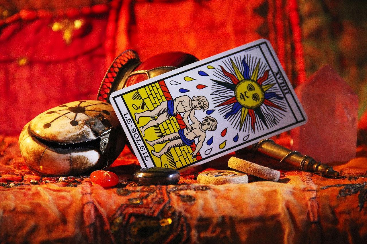 Tarot découverte