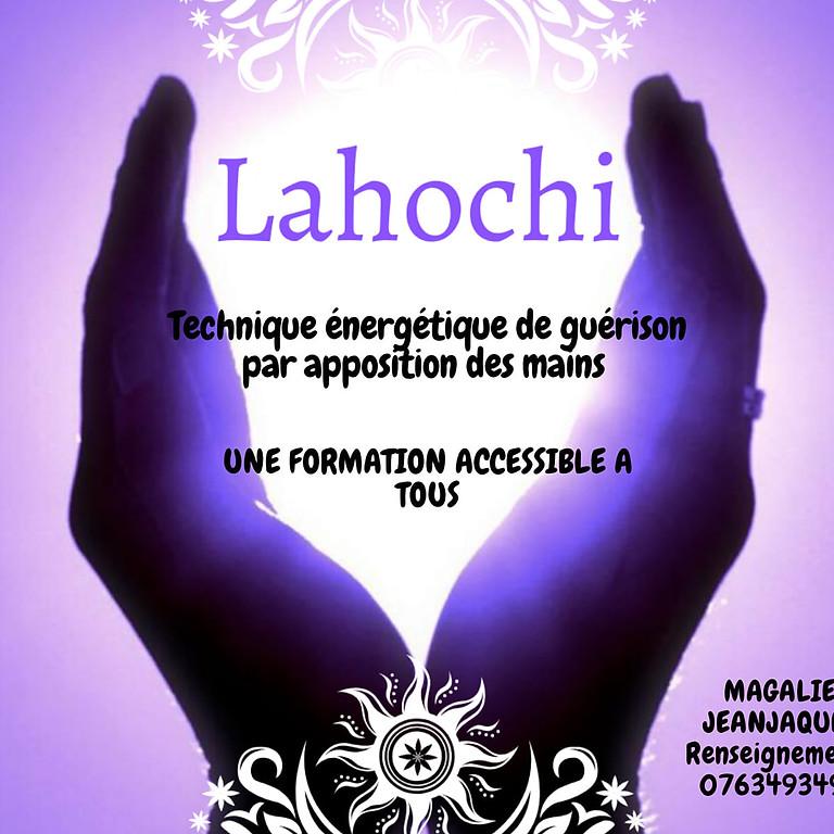 Formation Lahochi (Guérison par apposition des mains)