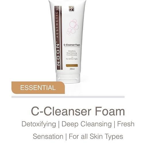 C-Cleanser Foam