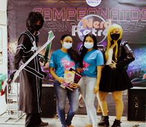 Nerd Retrô promove evento com desfile de cosplay e campeonato de Fortnite no Colégio Afonso Andrade