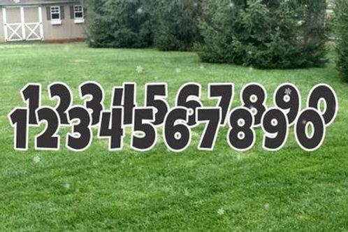Number Set (2 ea)