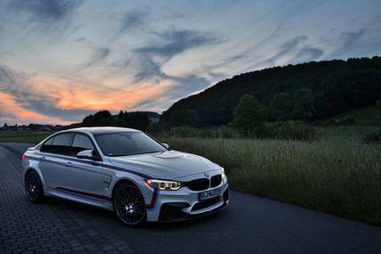 Automobilfotografie BMW