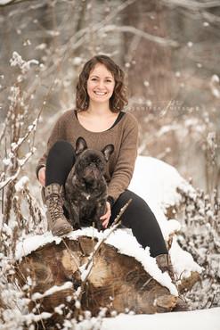 Hund- Menschfotografie