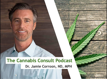 The Cannabis Consult Podcast Logo 2020.j