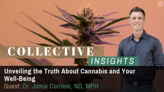 Unveiling the Truth About Cannabis and Your Well-Being - Podcast