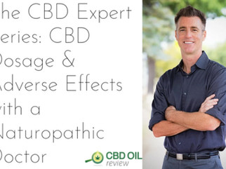 CBD Dosage and Adverse Effects
