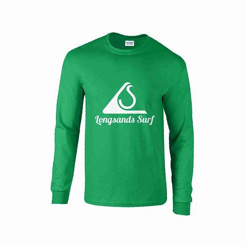 Longsands Surf Crew Long Sleeve T-Shirt