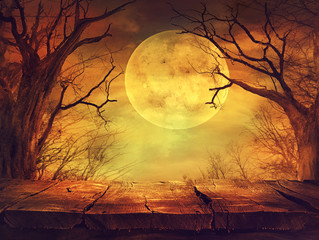 Harvest Full Moon, a Transformational Time