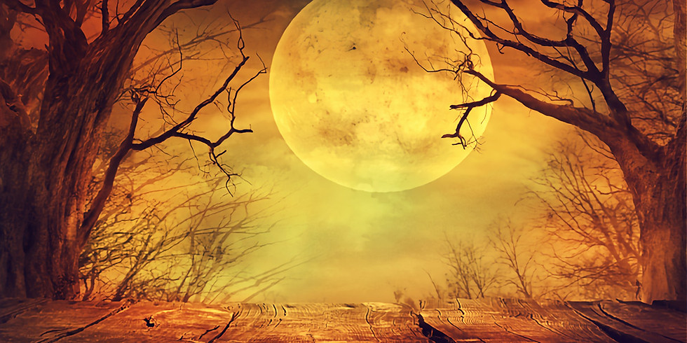 FULL MOON CIRCLE - REMOVING FEAR