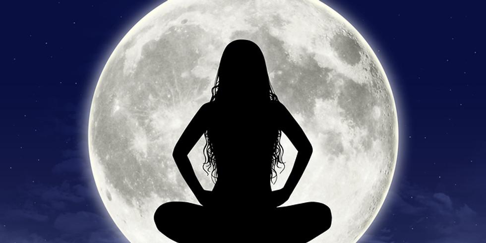 Full Moon Drum Circle May