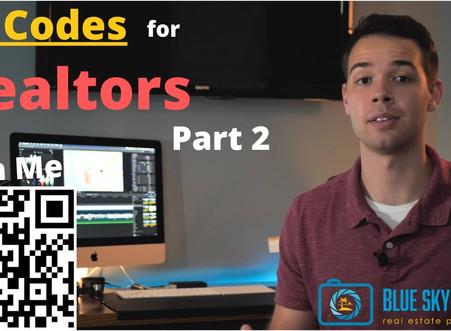 REALTORS... How to Scan a QR Code