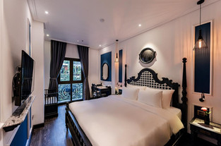 Junior Suite Double Room With City View