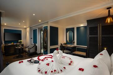 Honeymoon Double Room With Balcony
