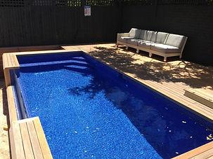 Pool builder, pool designers, building a pool