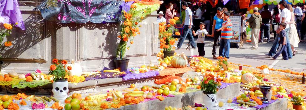 Puebla Day of the Dead