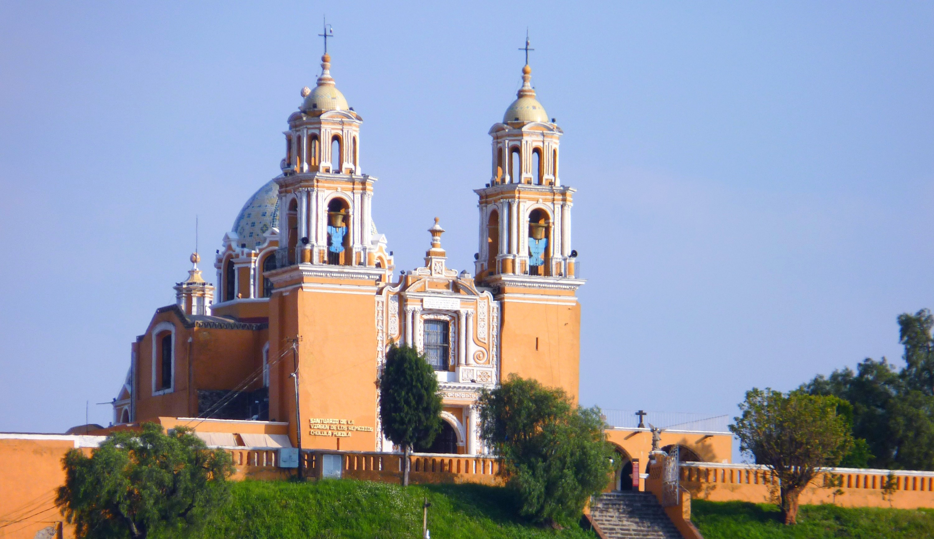 Cholula Church