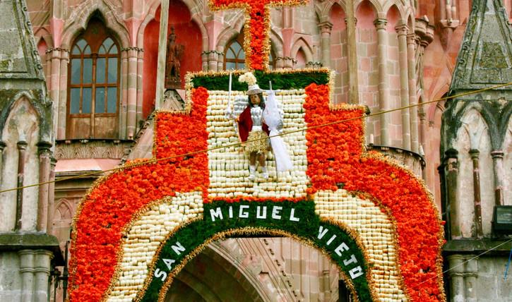 Patron Saint Decorations