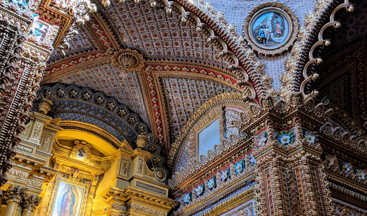 Ornate Cathedral