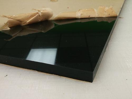 Plexiglass Sign Material