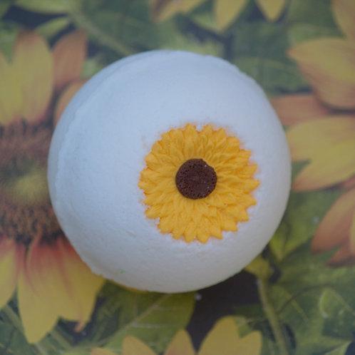 Sunflower Bath Bomb