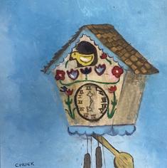 CooCoo Clock, age 10.
