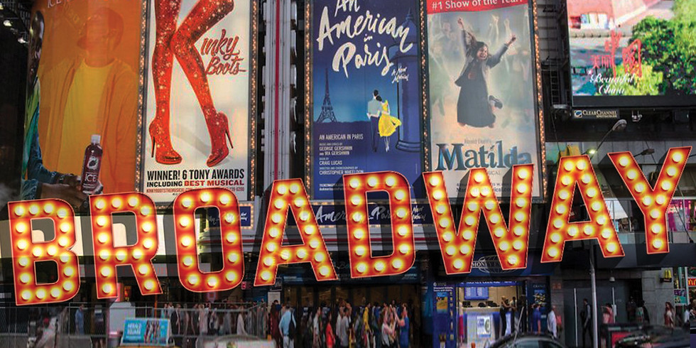 Broadway DIY Party (ALL AGES)