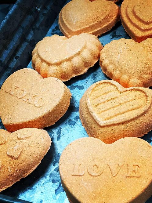 Valentines Shower Steamers