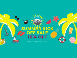 Summer Kick Off!