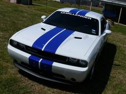 Challenger Blue Stripes