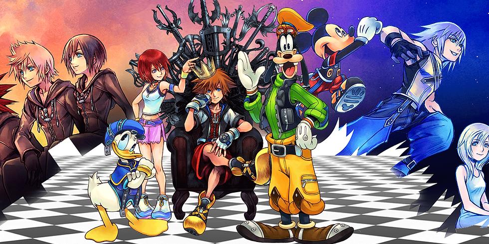 Kingdom Hearts DIY Party (21+ BYOB)
