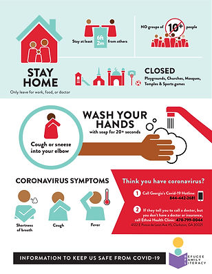 How to Help and What to Do If You Get Sick