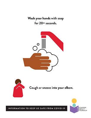 Avoid Spreading the Virus