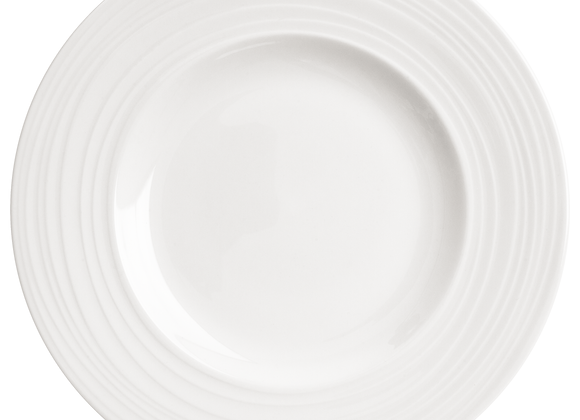 "Divitis INFINITY Bone China Salad Plate 8 1/4"", 4 pcs"
