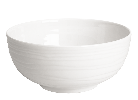 Divitis INFINITY Bone China Soup Bowl, 2 pcs