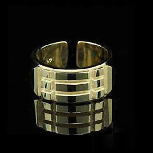 Atlantis Ring handmade Gold 14K