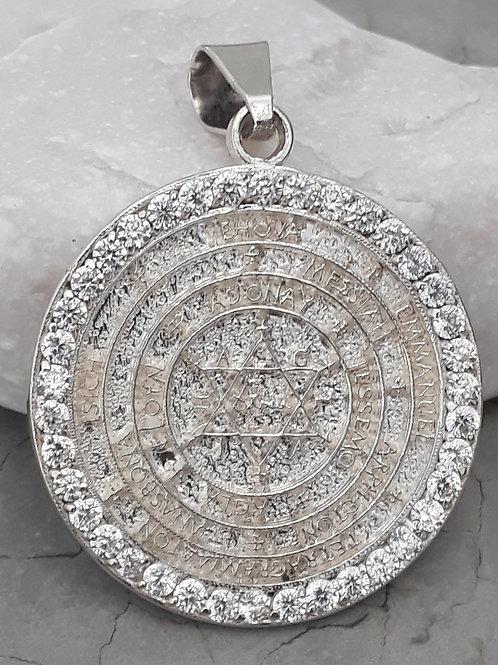 The Grand Seal of Solomon silver .925