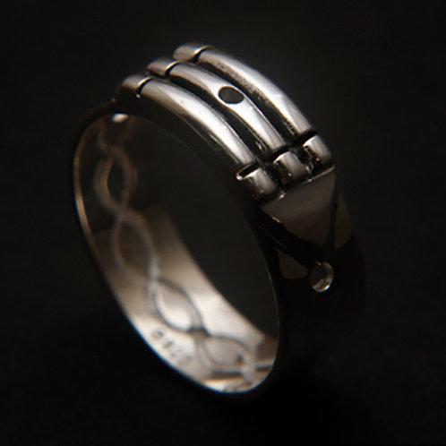 Atlantis Ring handmade Silver .925